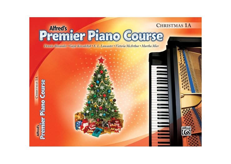 Alfred's Premier Piano Course Level 1A Christmas