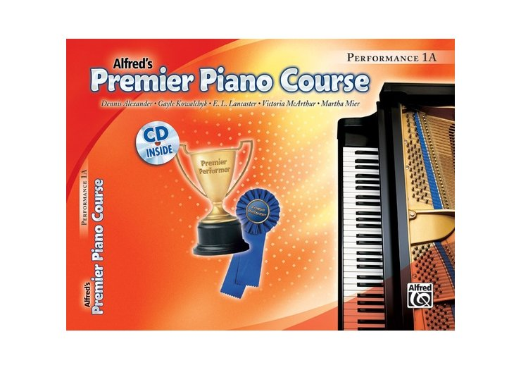 Alfred's Premier Piano Course Level 1A Performance