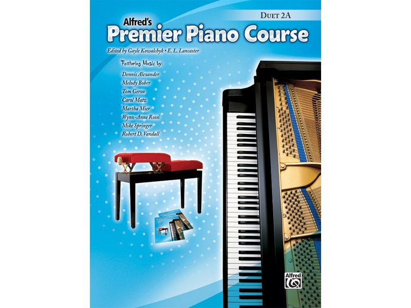Alfred's Premier Piano Course Level 2A Duet