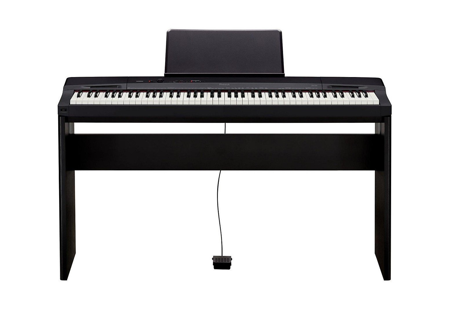 Casio Privia PX-160 Digital Piano with stand