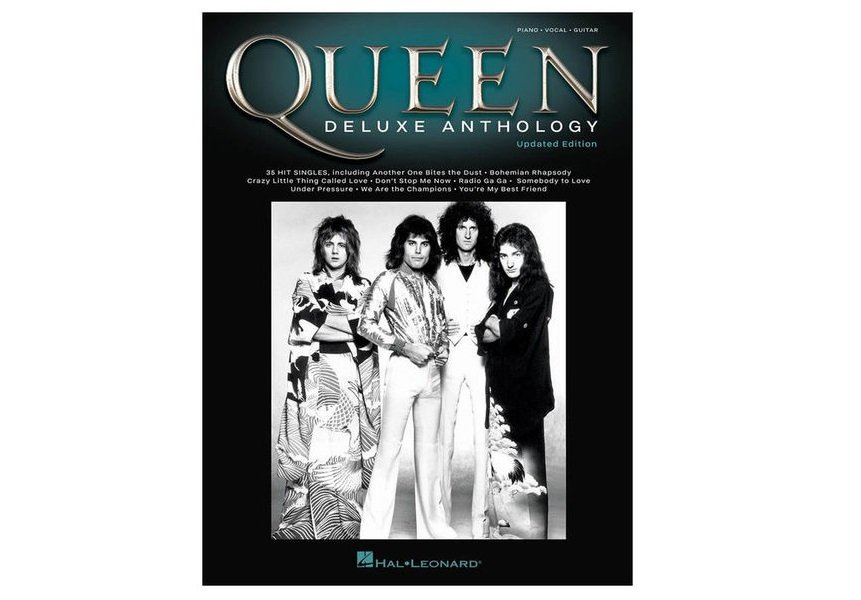 Queen Deluxe Anthology Piano/Vocal/Guitar