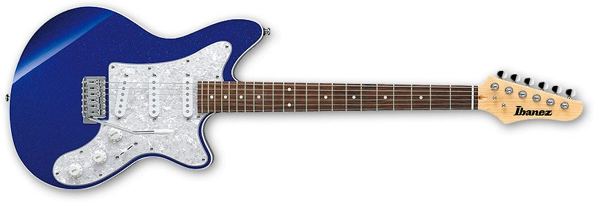 Ibanez RC330T Electric Guitar SSS, Blue Sparkle