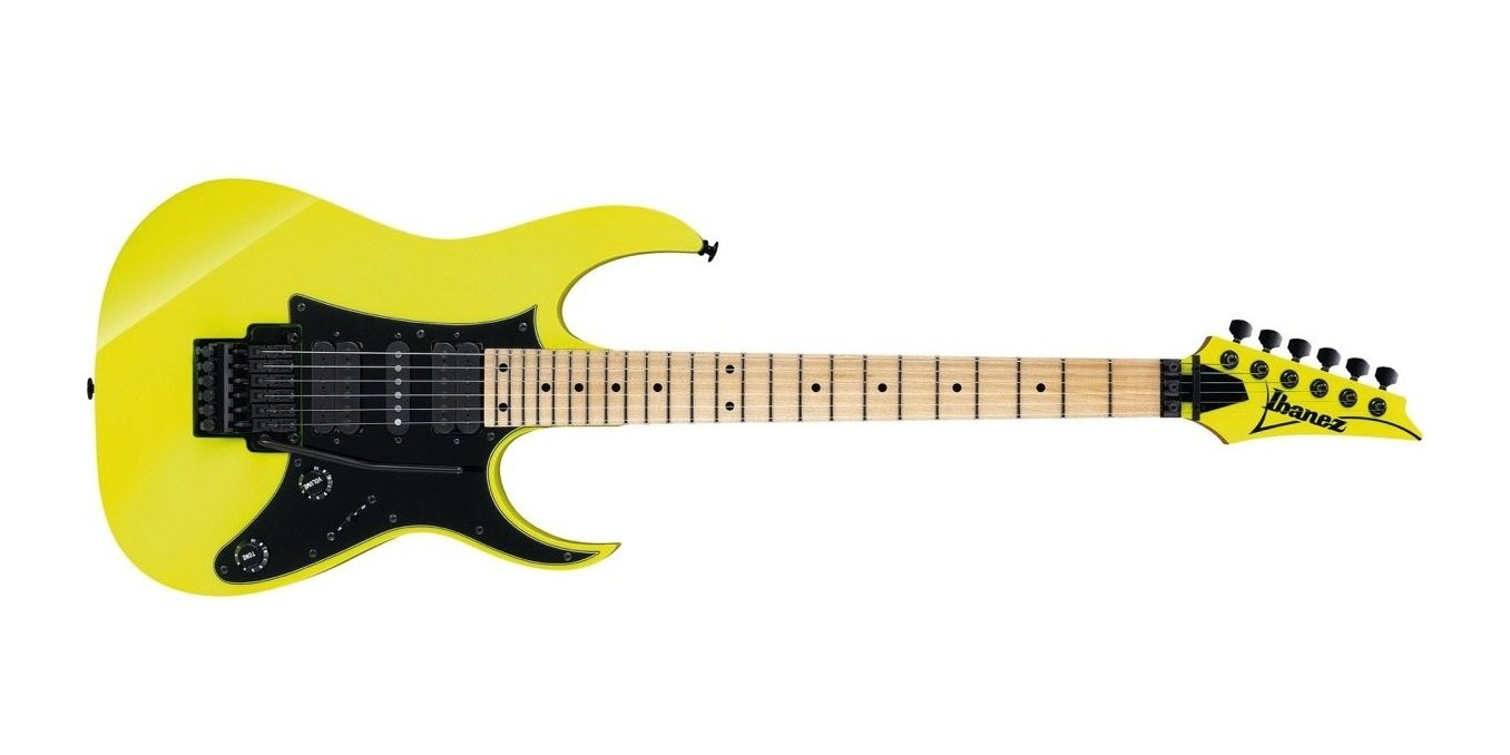 Ibanez RG550 Electric Guitar, Desert Sun Yellow