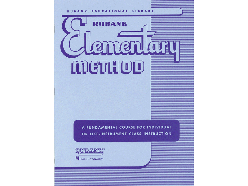 Rubank Elementary Method (Strings)
