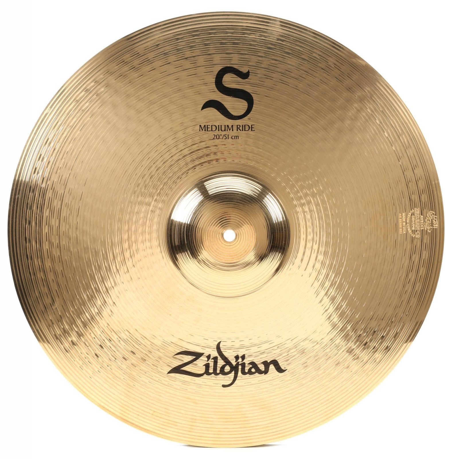 Zildjian S Performer 20 Medium Ride Cymbal