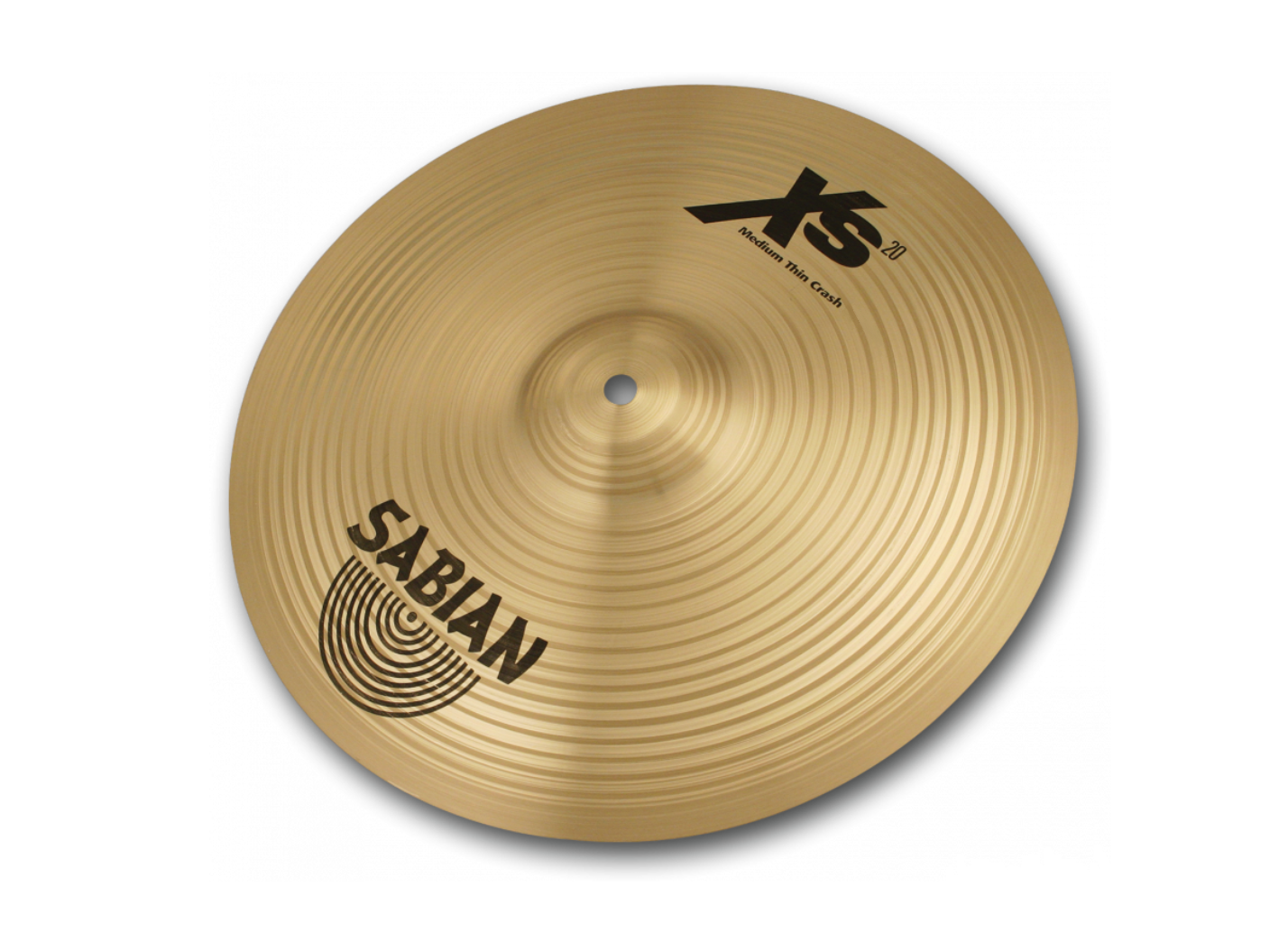 Sabian XS20 Medium-Thin Crash Cymbal 18
