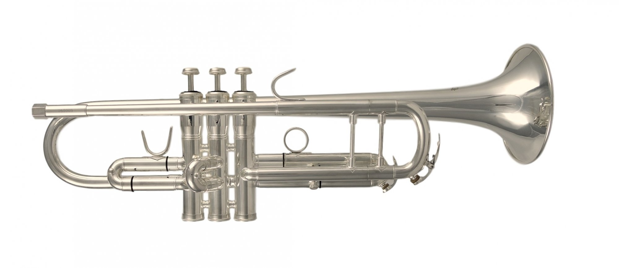 Orion TY665TR Trumpet Outfit, Silver