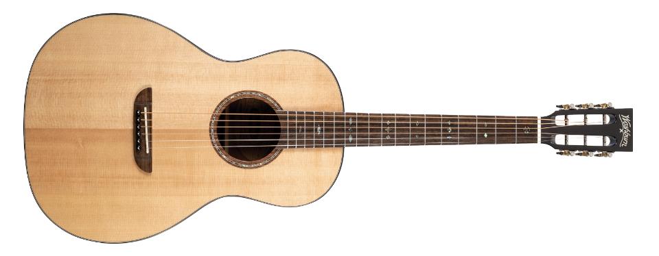 Washburn P33S Acoustic Guitar, Royal Saphire