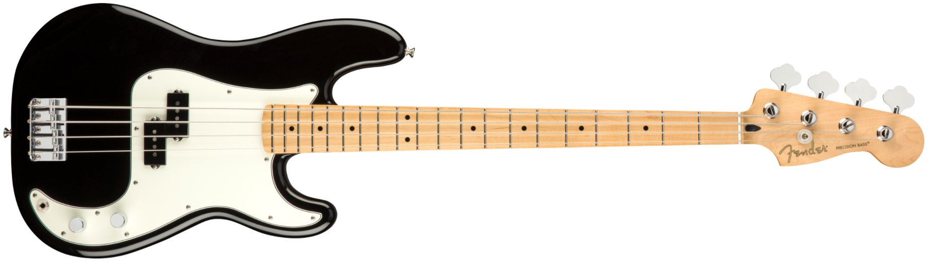 Fender Player P-Bass, MN, Black
