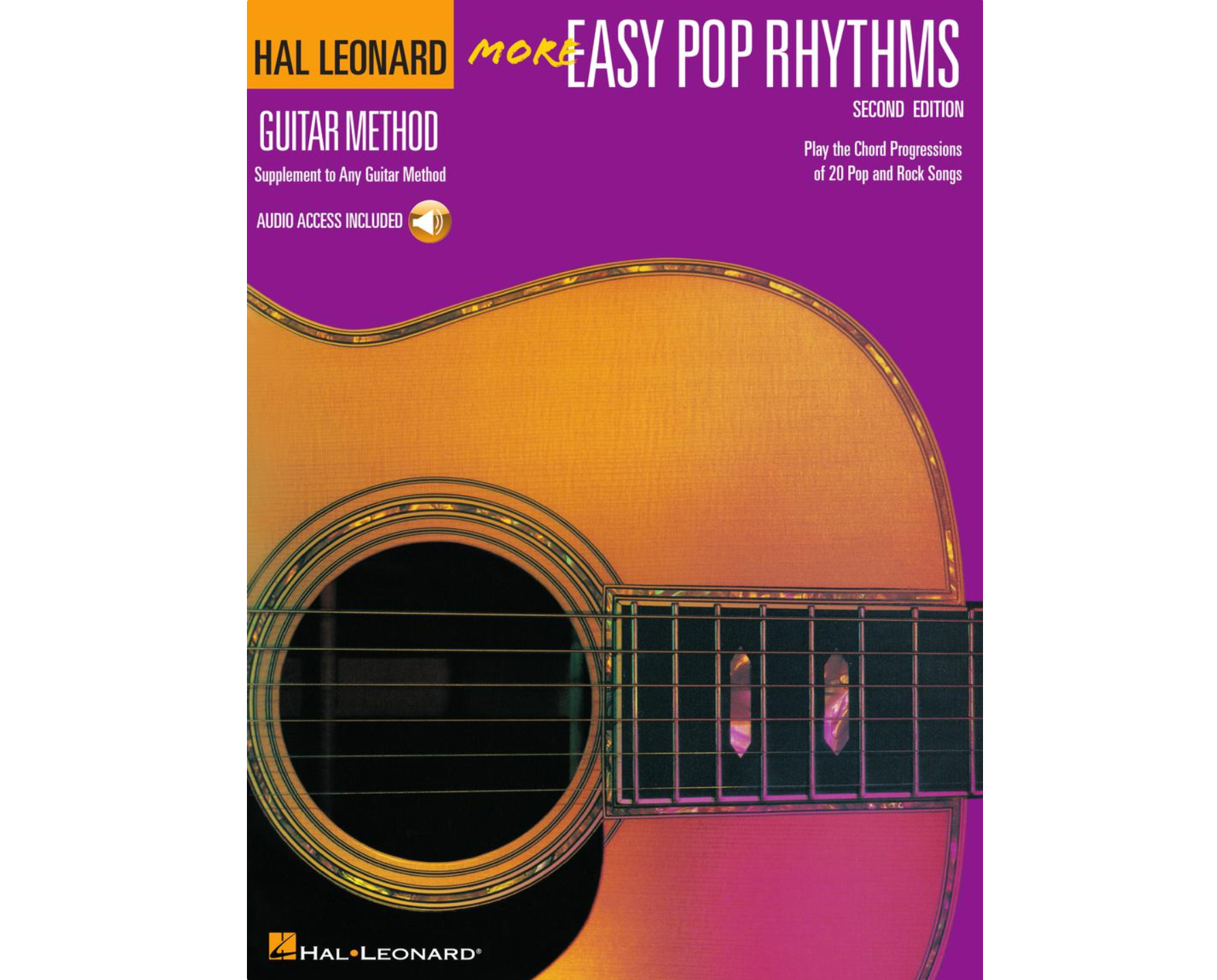 More Easy Pop Rhythms for Guitar with Audio Access