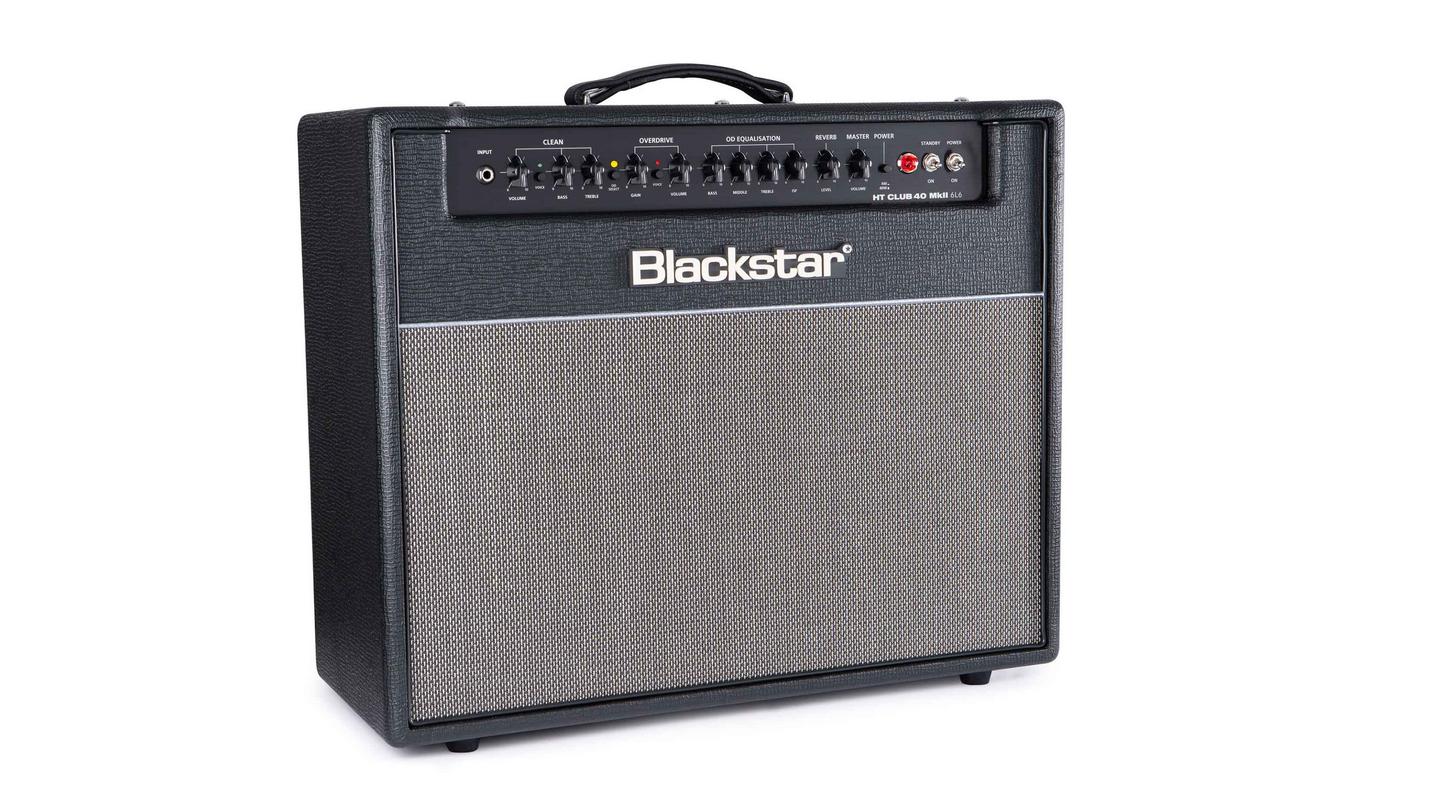 Blackstar HT Club 40 MKII, 40-watt Tube Combo Guitar Amplifier