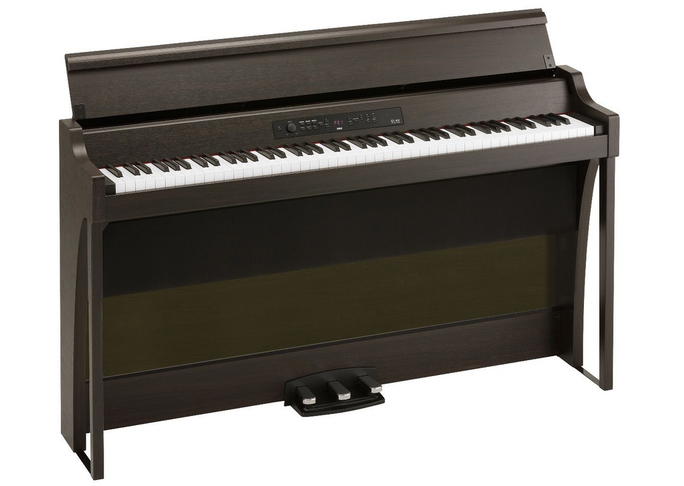 Korg G1 Air Digital Piano, Brown