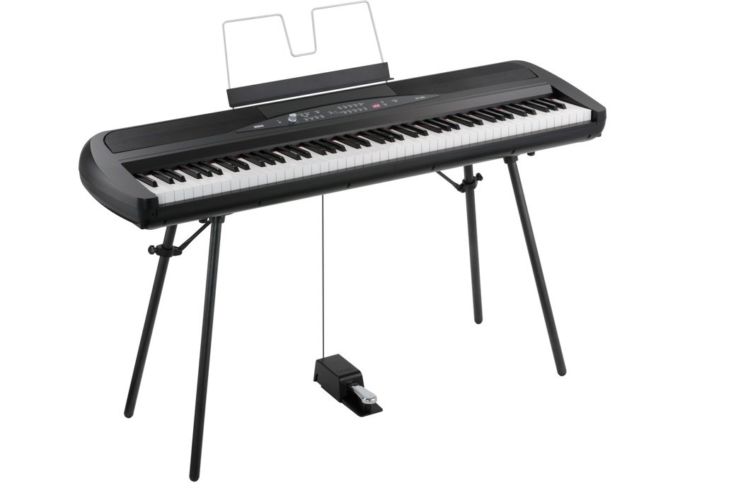 Korg SP-280-BK 88 Key Digital Piano