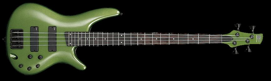 Ibanez Sr300b Soundgear Electric Bass Metallic Khaki Green