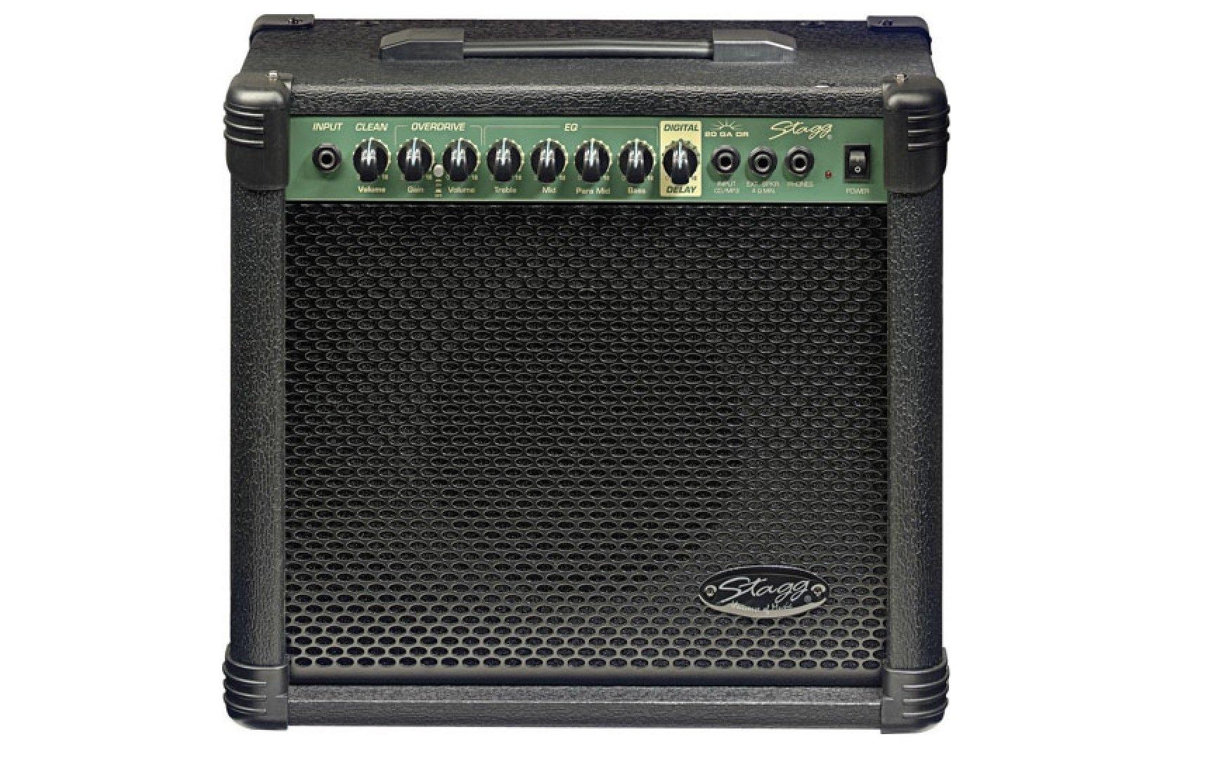 Stagg 15GA Guitar Amplifier