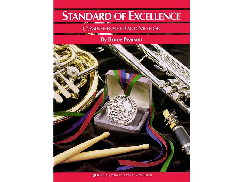 Standard of Excellence Comprehensive Band Method, Book 1