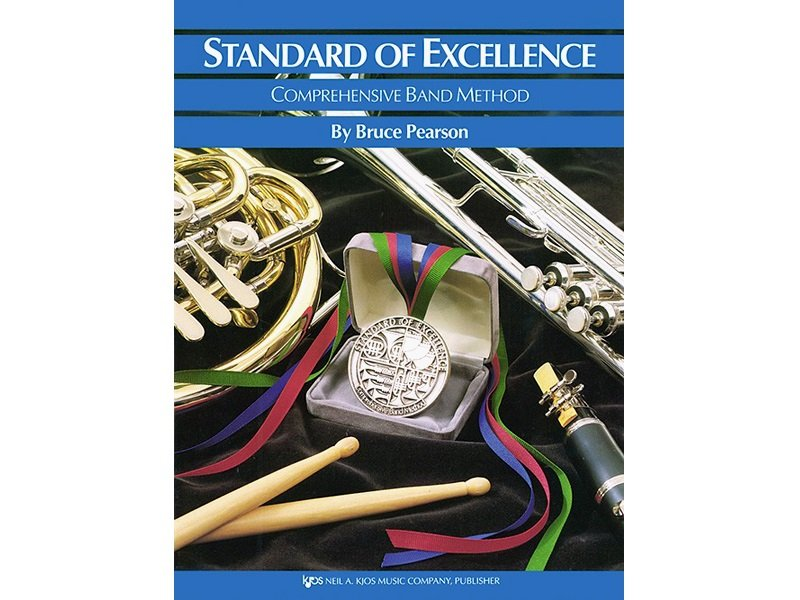 Standard of Excellence Comprehensive Band Method, Book 2