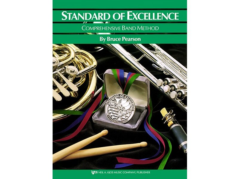 Standard of Excellence Comprehensive Band Method, Book 3