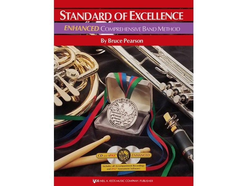 Standard of Excellence ENHANCED Comprehensive Band Method, Book 1