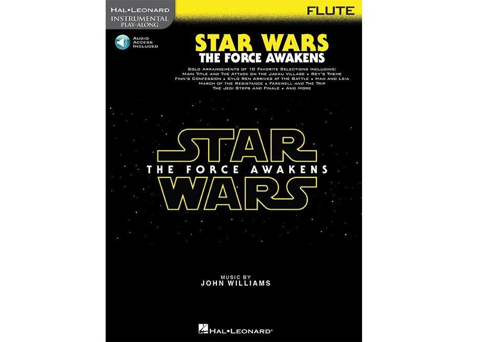 Star Wars The Force Awakens - Flute