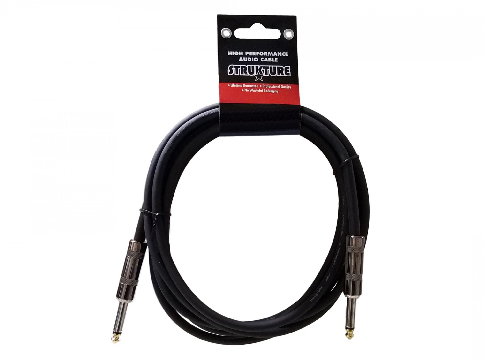 Strukture 10' Instrument Cable SC10R