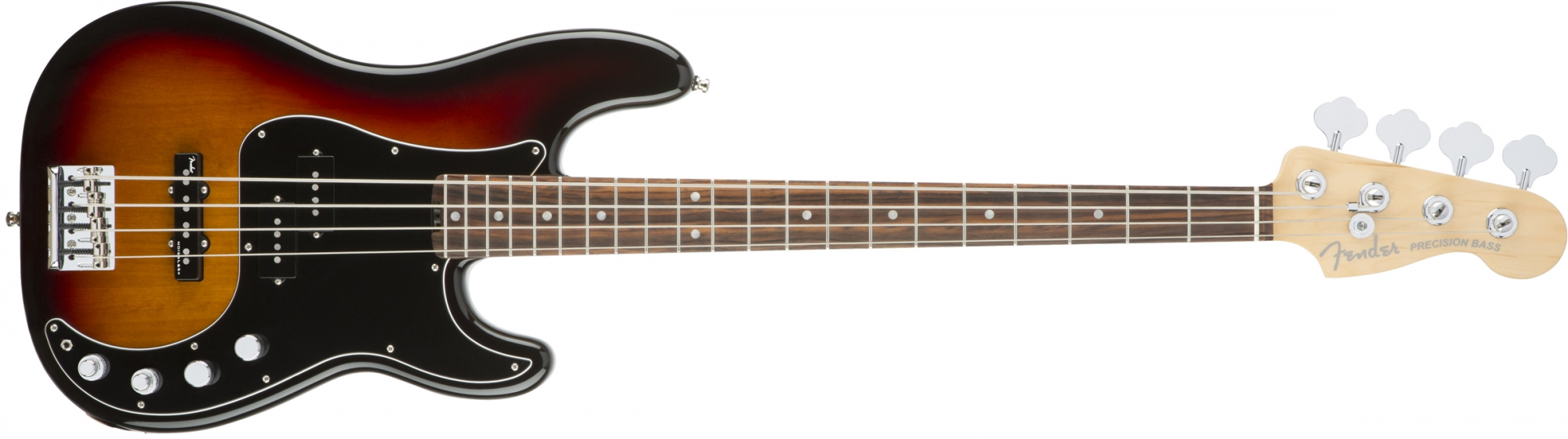 Fender American Elite Precision Bass 3 Color Burst