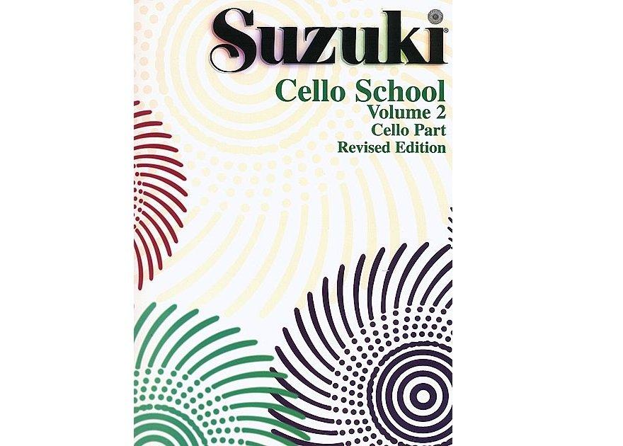 Suzuki Cello School Volume 2 - Revised Edition