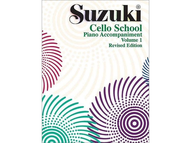 Suzuki Cello School Volume 1 - Piano Accompaniment