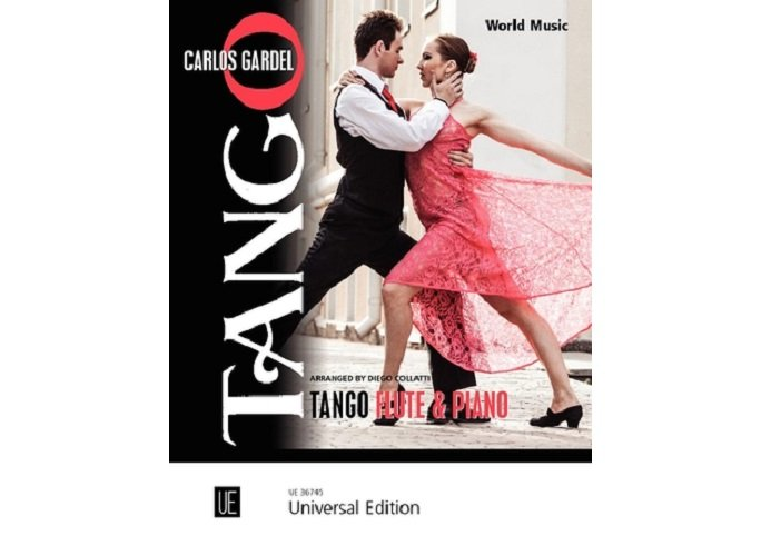 Tango for Flute and Piano by Carlos Gardel