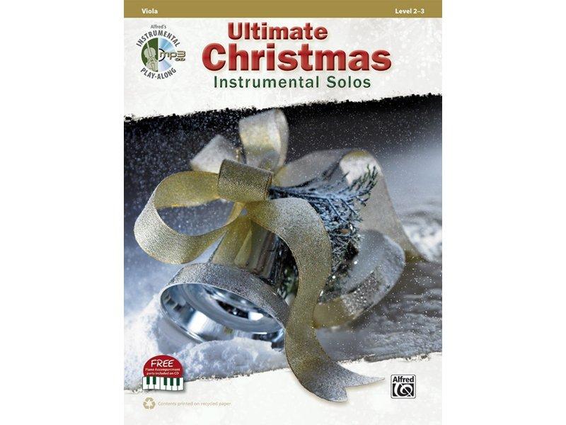 Ultimate Christmas Instrumental Solos, Viola