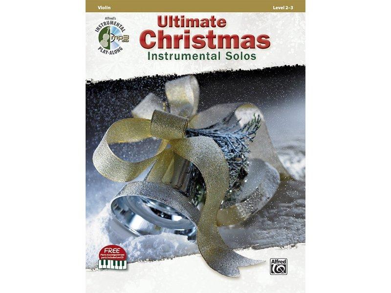 Ultimate Christmas Instrumental Solos, Violin