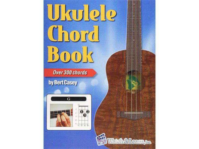 Watch & Learn Ukulele Chord Book