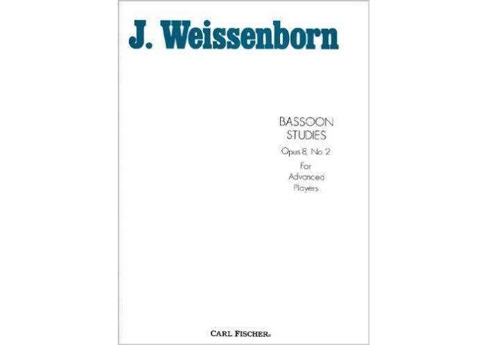 J. Weissenborn, Bassoon Studies, Opus 8, No.2