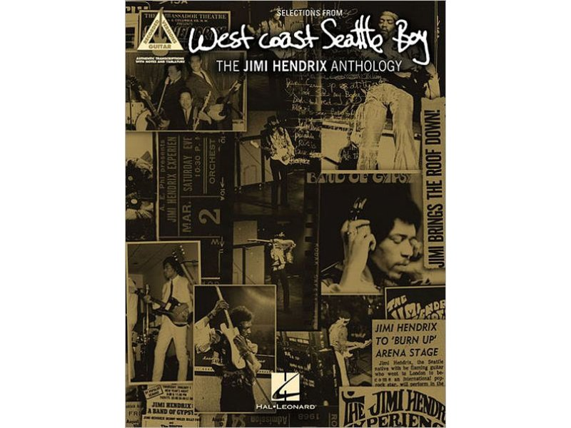 Selections from West Coast Seattle Boy: The Jimmy Hendrix Anthology