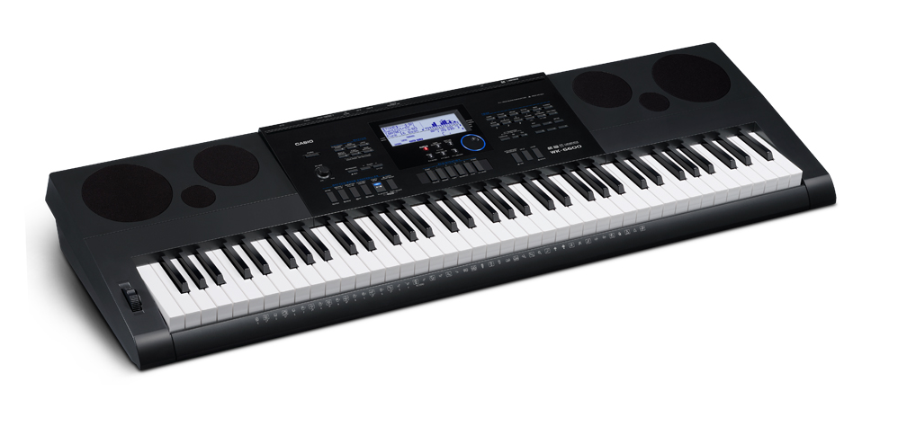 Casio WK6600 Keyboard