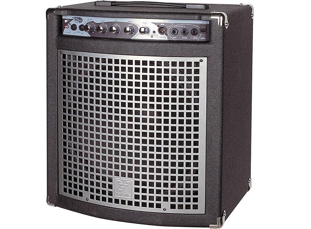 Yorkville XM100 100W Bass Amplifier