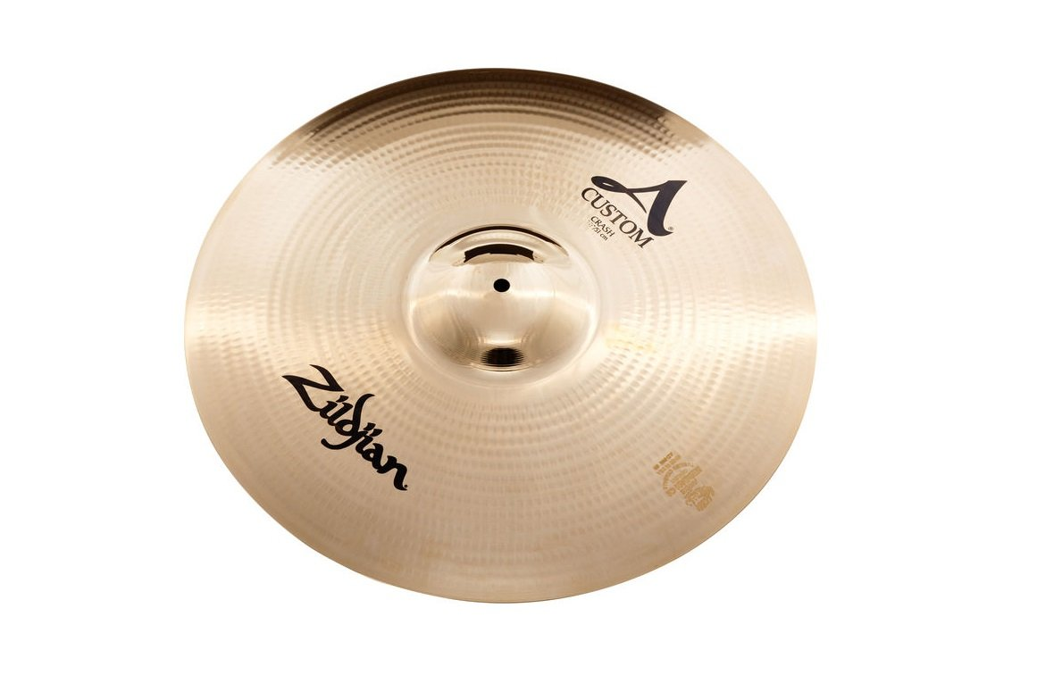 Zildjian A Custom Crash Cymbal, 17''