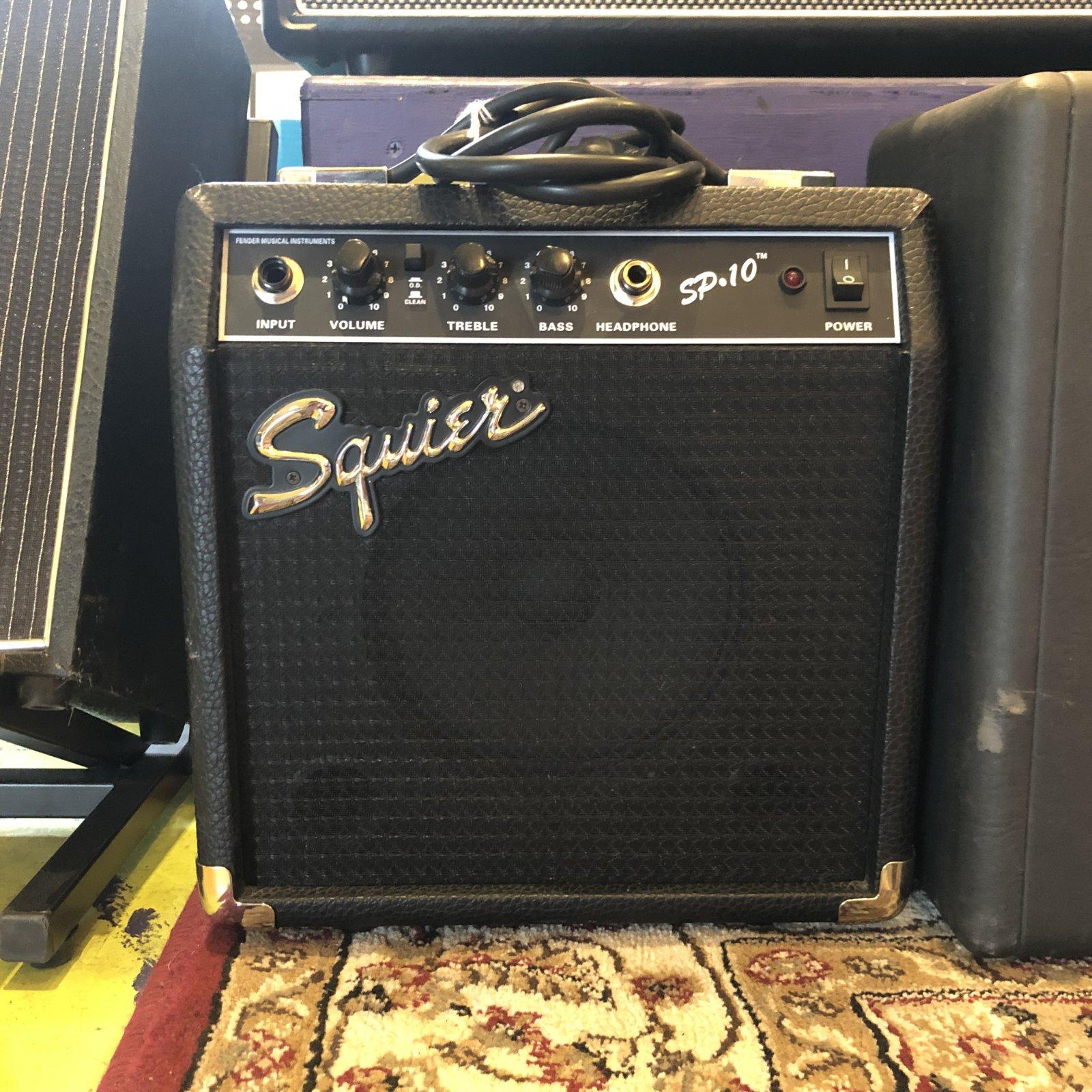 Used Squier SP-10 Amplifier