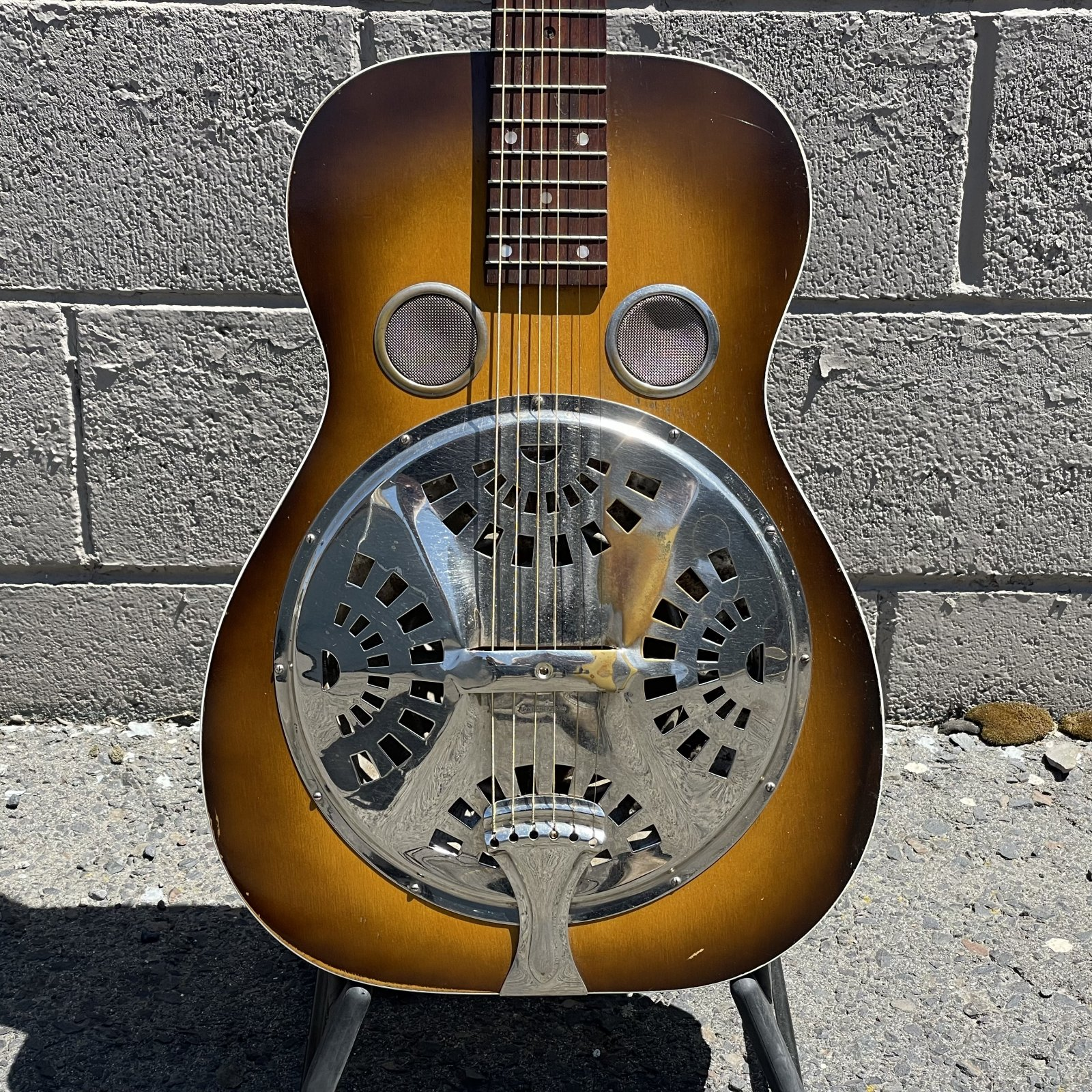1933 Dobro Model 27 Roundneck