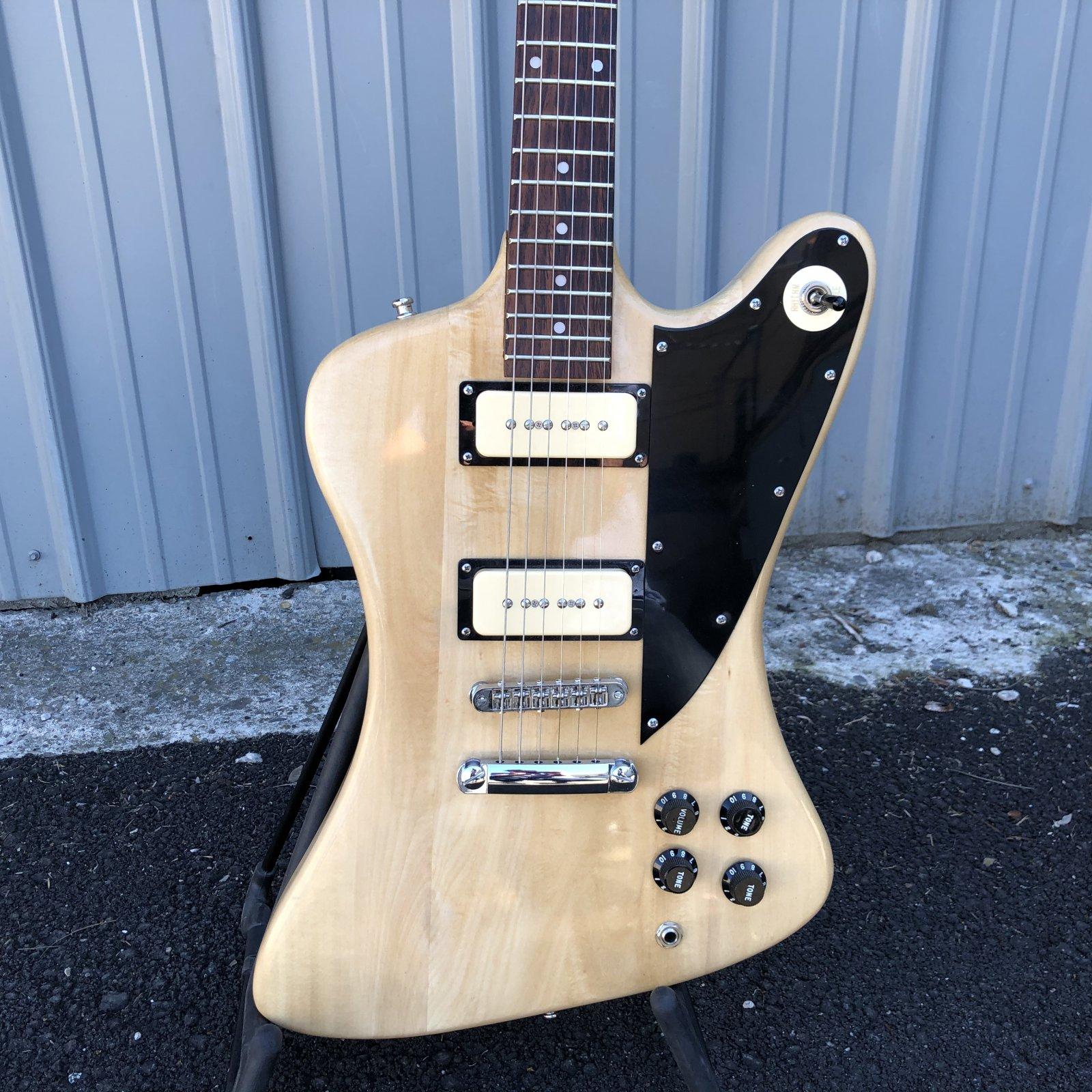 Reverse Firebird Kit Guitar