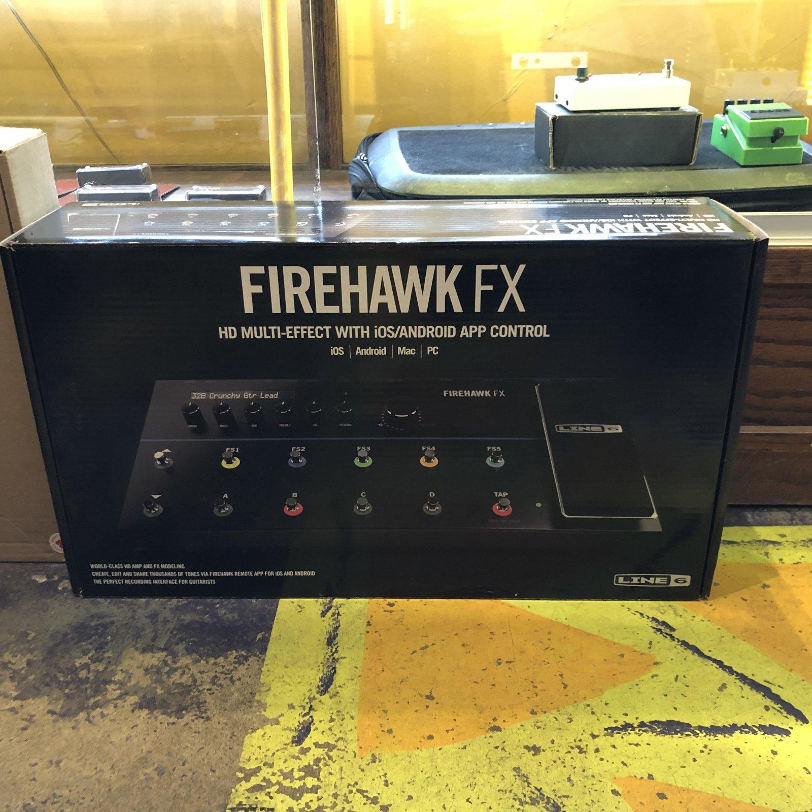 Line 6 Firehawk FX