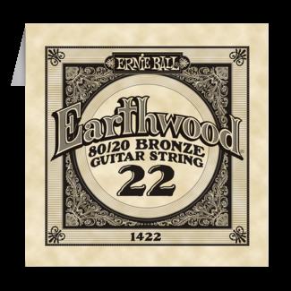 Ernie Ball Earthwood 80/20 Bronze Acoustic Single Strings