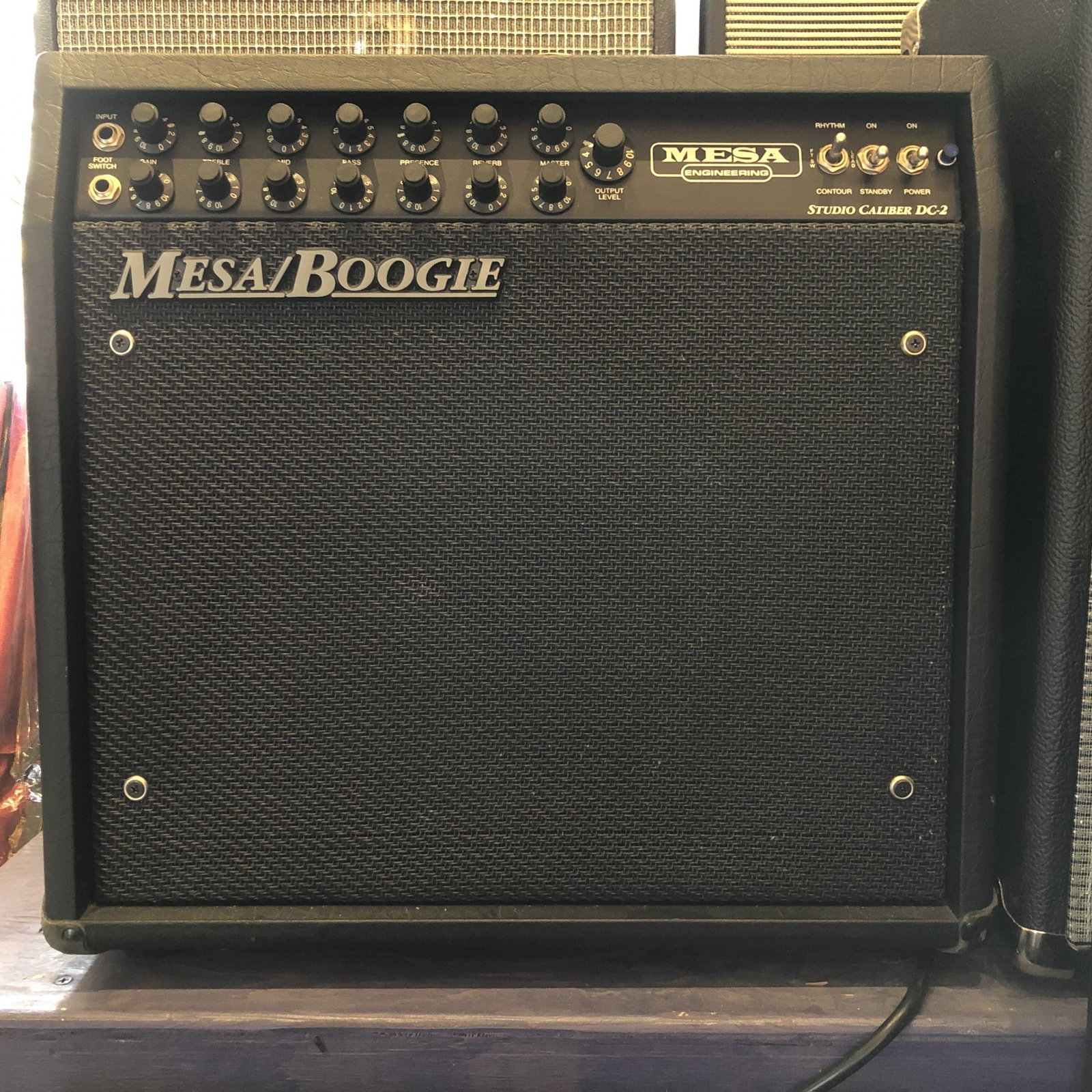 Used Mesa Boogie DC-2