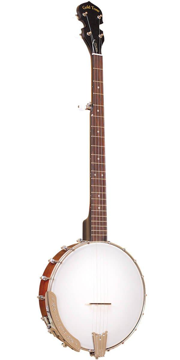Gold Tone Cripple Creek Banjo with Gig Bag