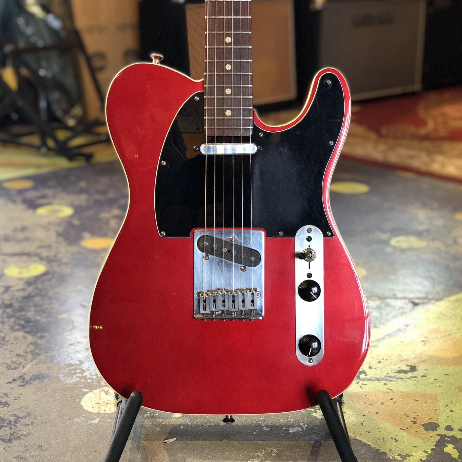 Fender/Warmoth Parts Telecaster