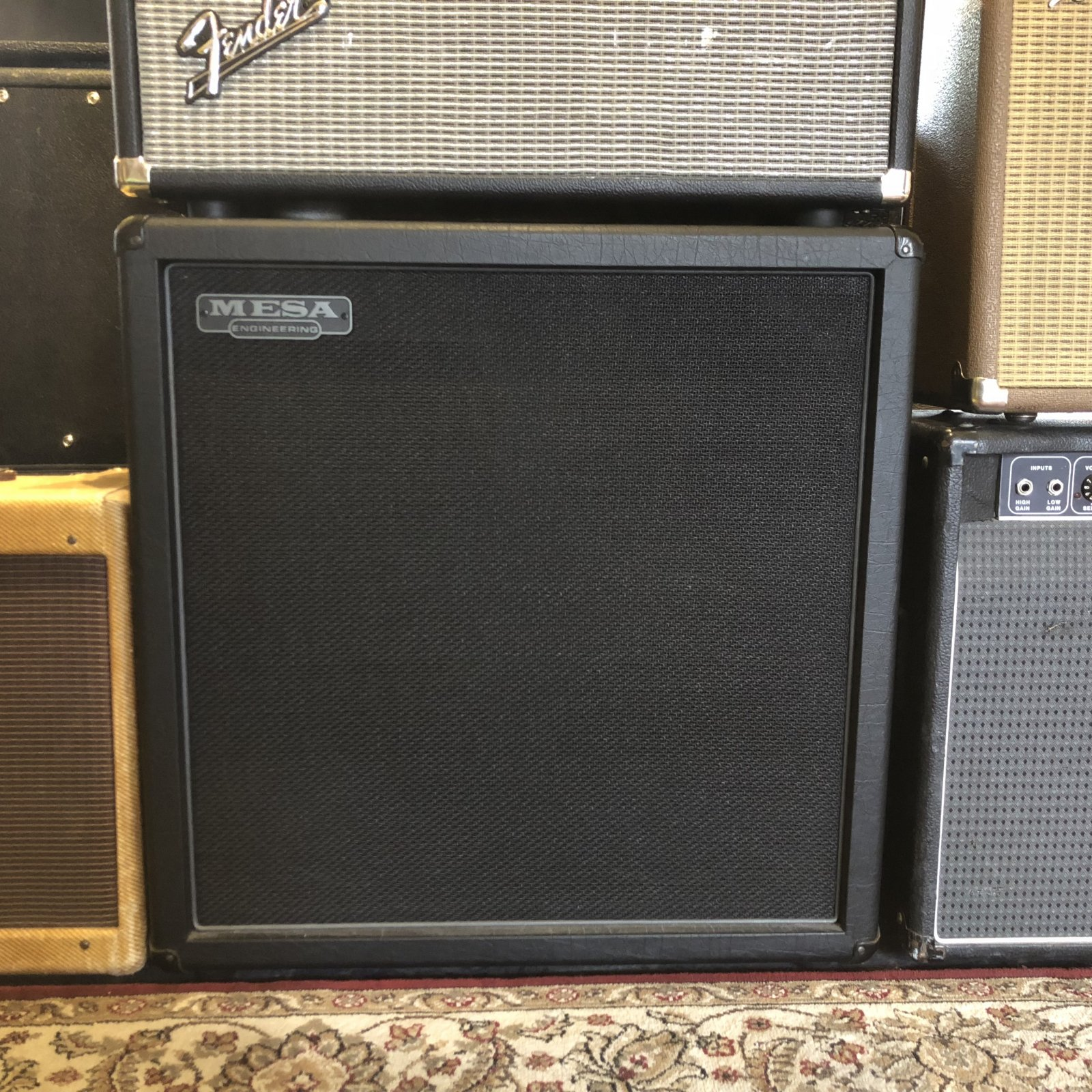 Used Mesa Boogie 4x10 Cabinet