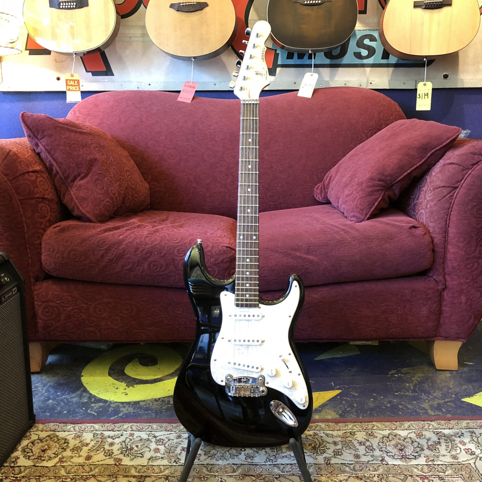 Used G&L Tribute Legacy