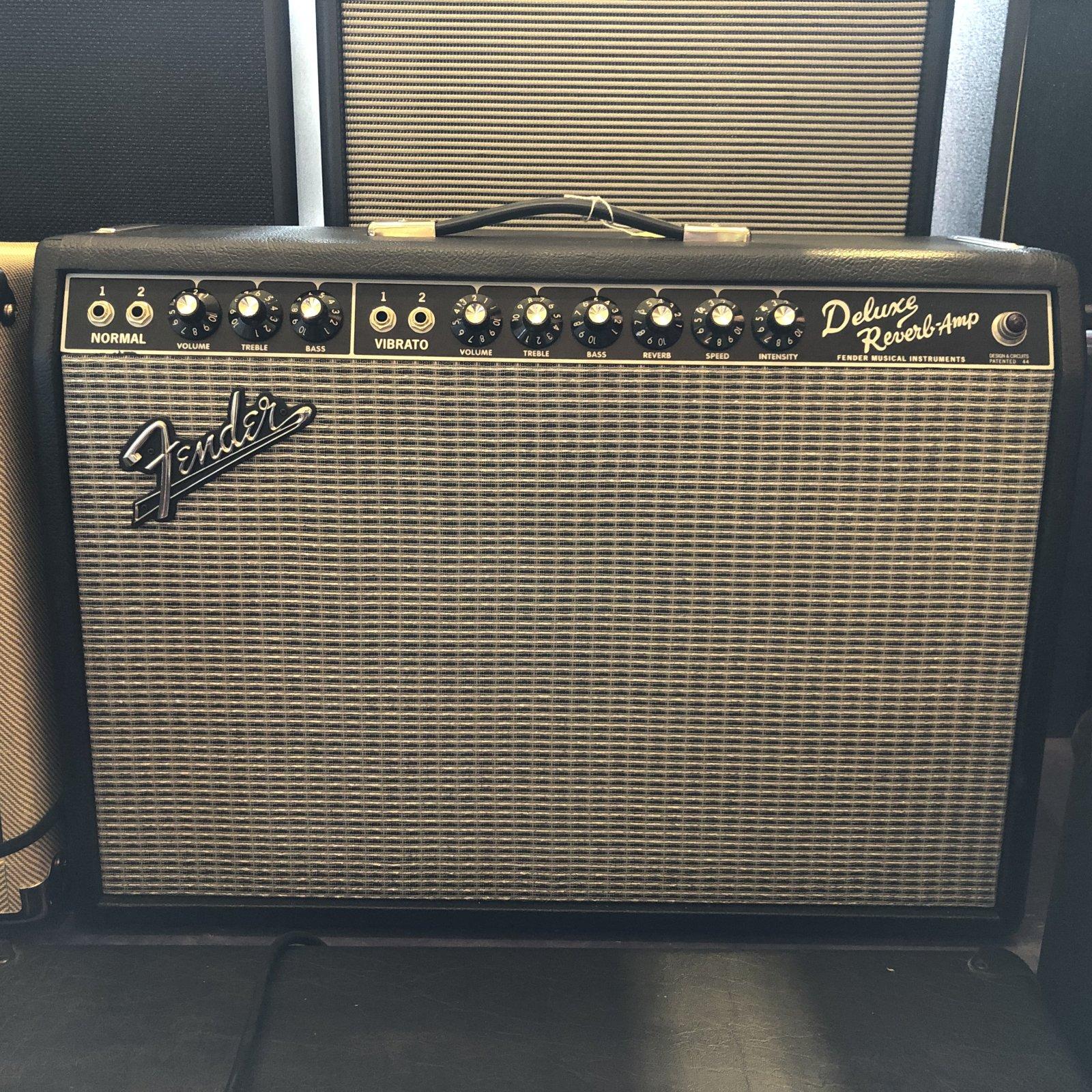 Used Fender '65 Reissue Deluxe Reverb