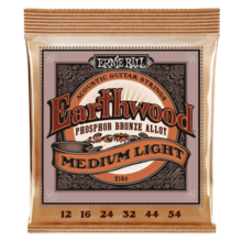 Ernie Ball Earthwood Acoustic Phosphor Bronze Strings