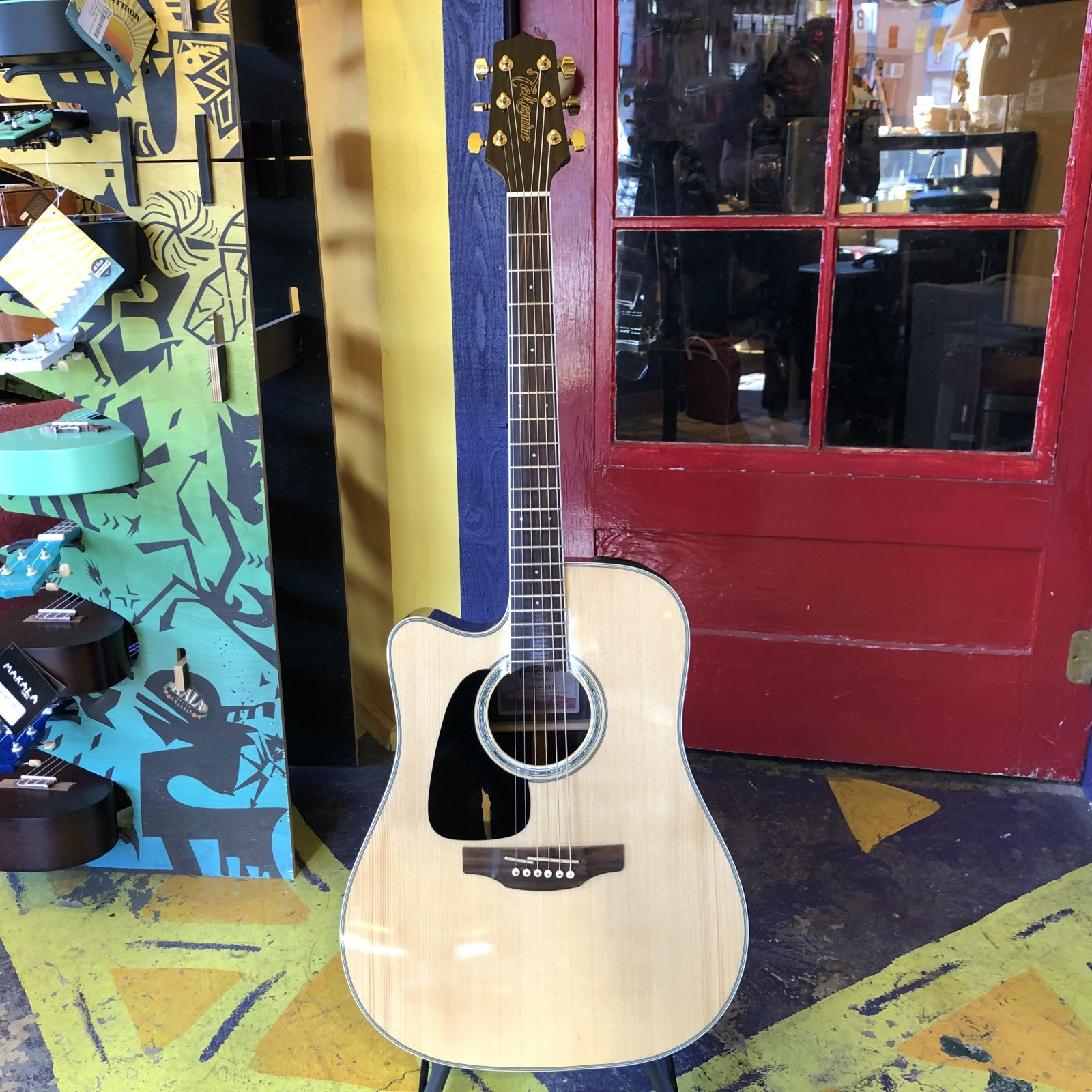 Takamine GD51CE-LH Left Handed Acoustic/Electric